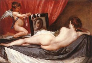 Wenus z lustrem