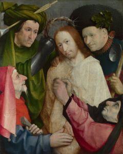 Chrystus wyszydzany