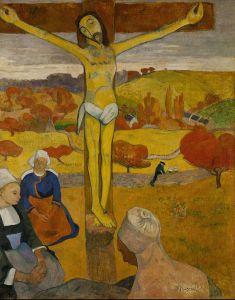 Żółty Chrystus