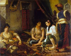 Kobiety algierskie