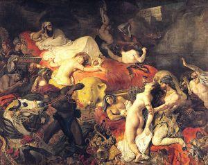 Śmierć Sardanapala